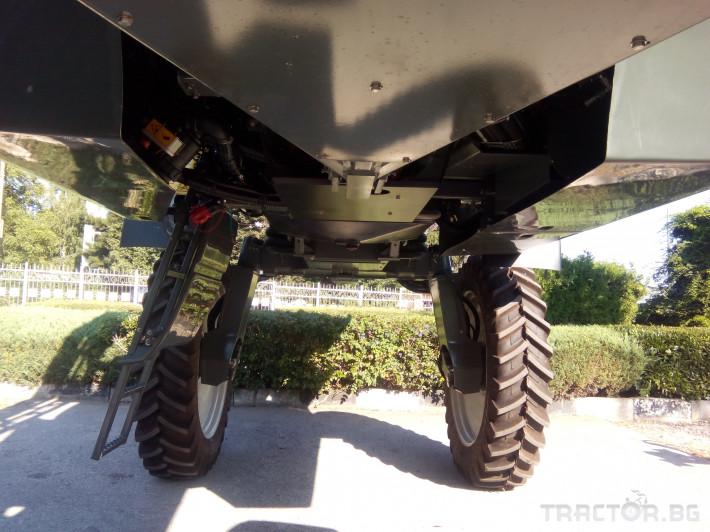 Самоходни пръскачки Самоходна пръскачка Caruelle Nympheos 5 - Трактор БГ
