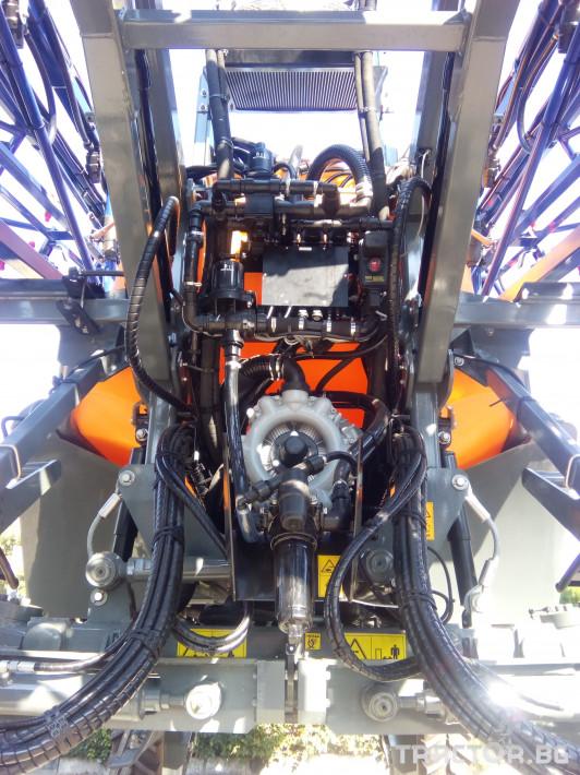 Самоходни пръскачки Самоходна пръскачка Caruelle Nympheos 6 - Трактор БГ