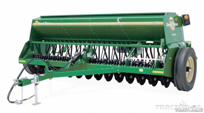 Сеялки Сеялка Great Plains 1300 1 - Трактор БГ