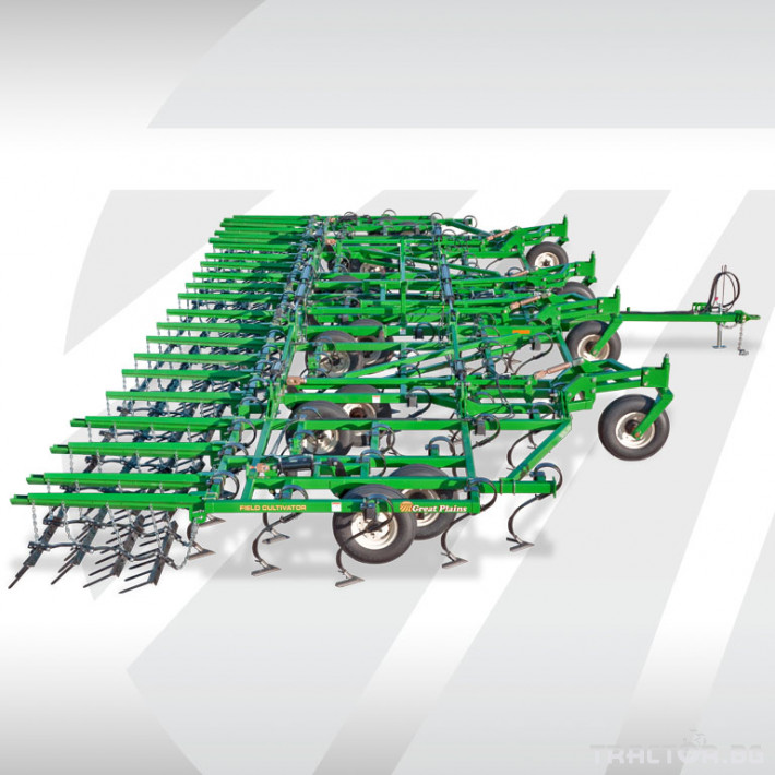 Култиватори Култиватор Great Plains 8000 1 - Трактор БГ