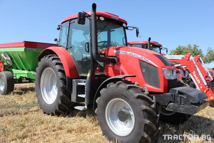 Трактори Zetor Foretrra HSX 2 - Трактор БГ