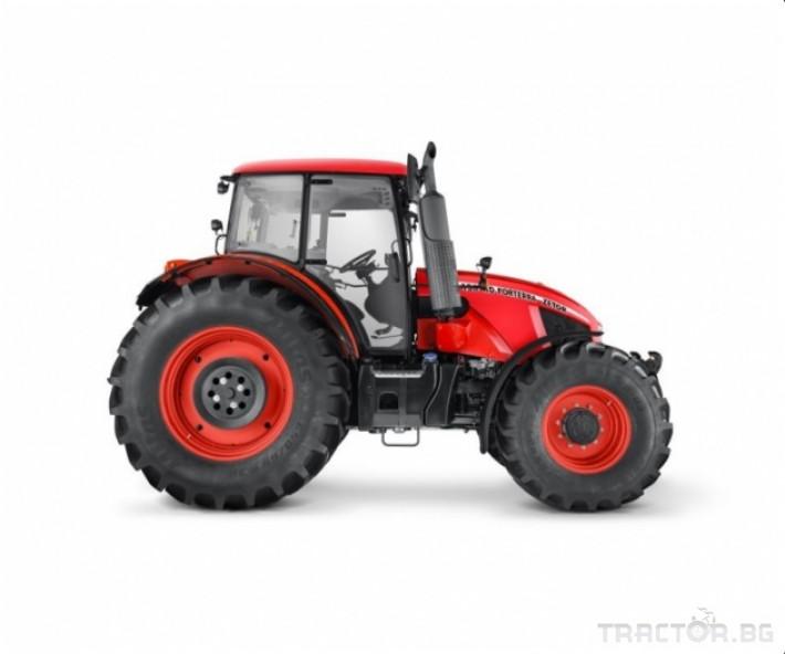 Трактори Zetor Forterra CL 140 0 - Трактор БГ