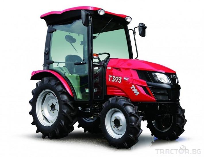 Трактори TYM T393 1 - Трактор БГ