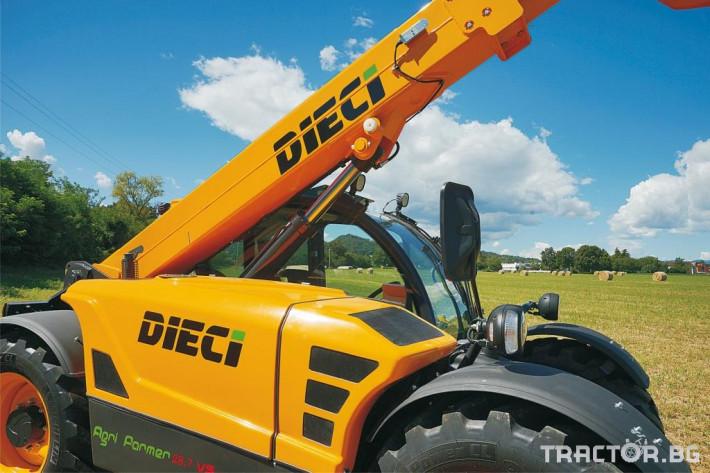 Телескопични товарачи Dieci Agri Farmer 30.7 1 - Трактор БГ