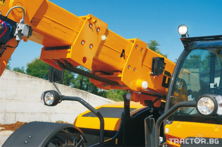 Телескопични товарачи Dieci Agri Farmer 30.7 5 - Трактор БГ