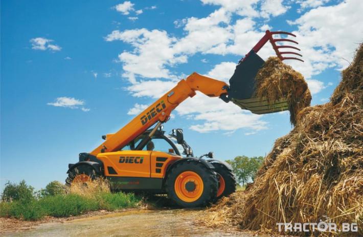 Телескопични товарачи Dieci Agri Farmer 30.7 0 - Трактор БГ