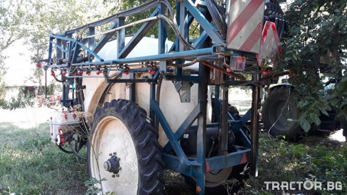Пръскачки Пръскачка MGM 3000-12 1 - Трактор БГ
