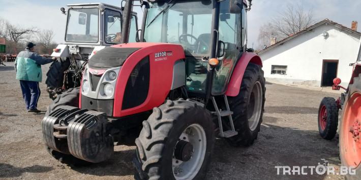 Трактори Zetor Proxima Plus 105 0 - Трактор БГ