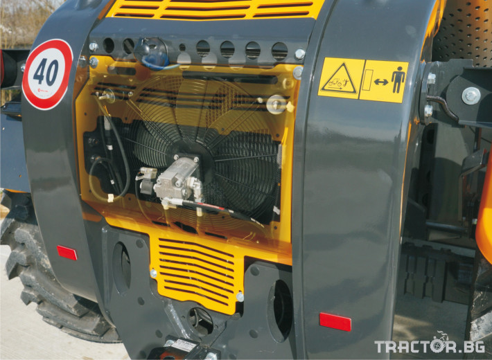 Телескопични товарачи Dieci AgriPlus 40.7 5 - Трактор БГ