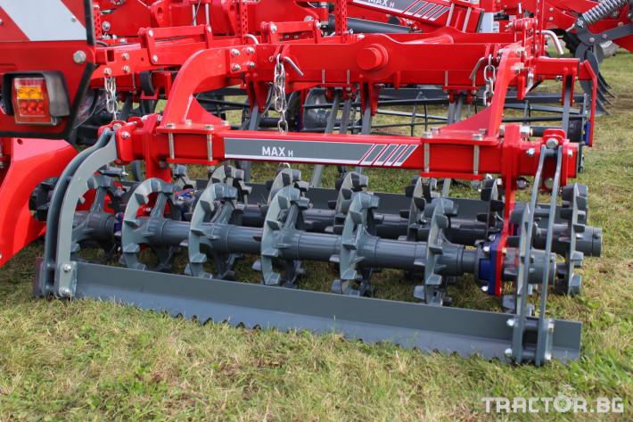Култиватори Unia MAX 6H 1 - Трактор БГ