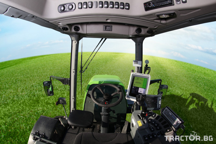 Самоходни пръскачки Tecnoma LASER 1 - Трактор БГ