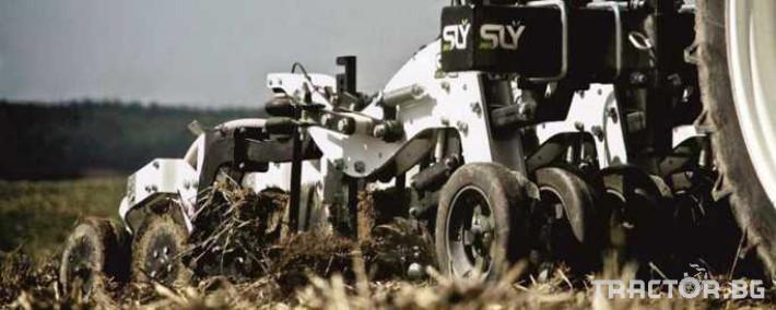 Култиватори SLY StripCat II 5 - Трактор БГ
