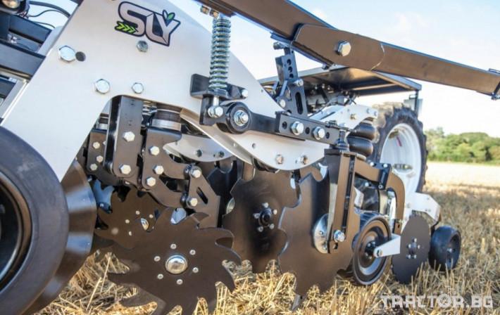 Култиватори SLY StripCat II 6 - Трактор БГ