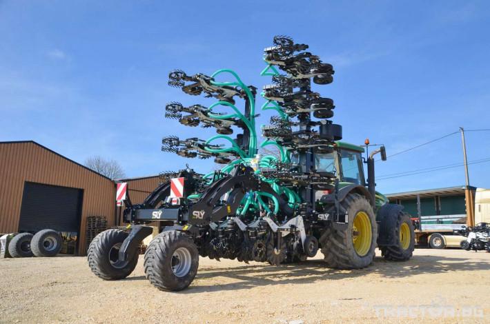 Култиватори SLY StripCat II 16 - Трактор БГ